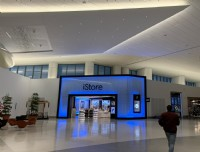 LED Lighting at San Francisco International Airport