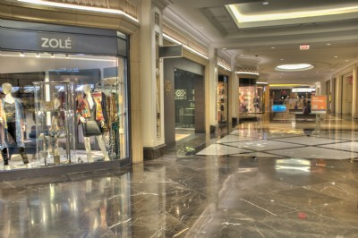 LED Lighting at Shopps at Palazzo