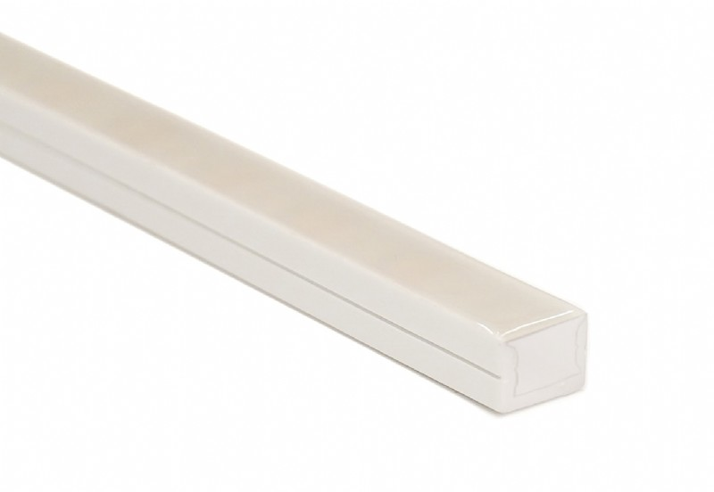 BOXA-SW - Up/down bend static white flexible encapsulated fixture