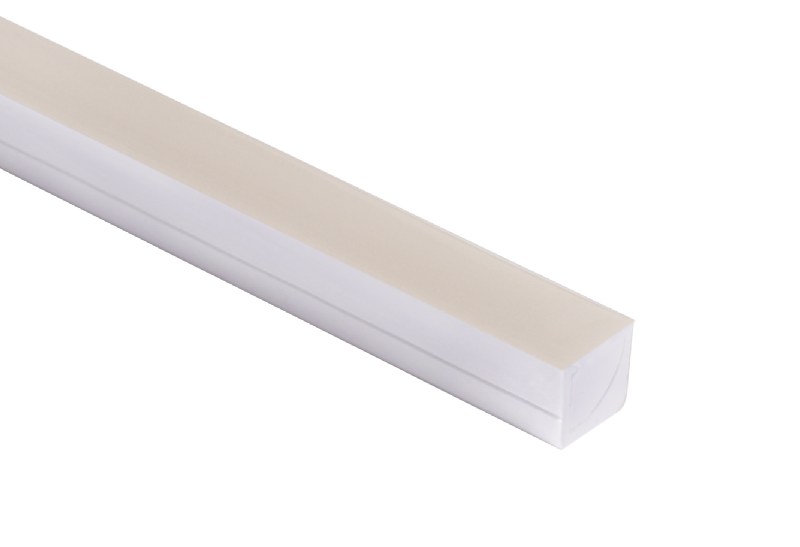 KURV-DW - Side bend dynamic white flexible encapsulated fixture