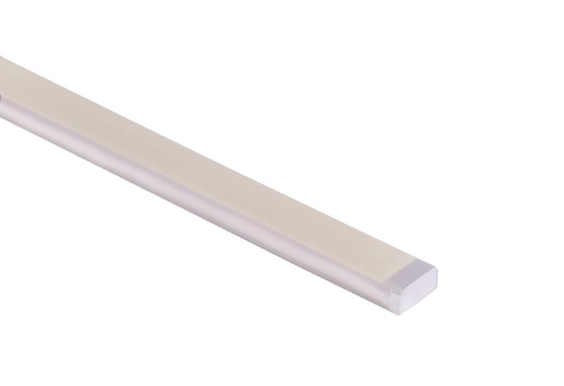 WURM-DW - Up/down & helical bend dynamic white flexible encapsulated fixture