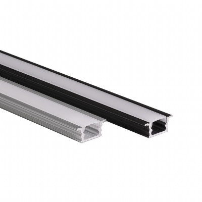 LATO - Shallow surface & recess mount aluminum extrusion