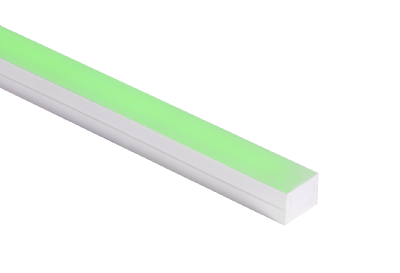 BOXA-RGB - Up/down bend RGB flexible encapsulated fixture