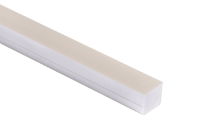 KURV-SW - Side bend static white flexible encapsulated fixture