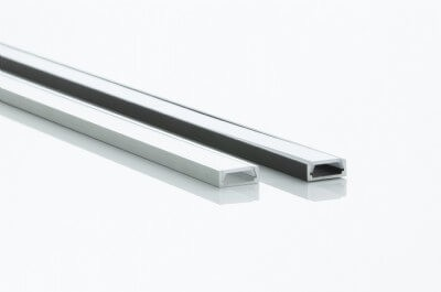 SLIM - Low profile LED aluminum extrusion