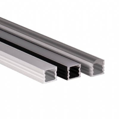 TORQ - Surface & recessed mount aluminum extrusion